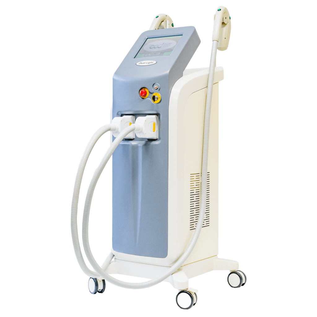 Dual-Light-IPL machine
