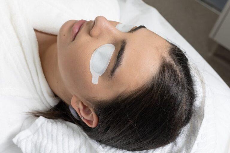 disposable eye shields for laser ipl led