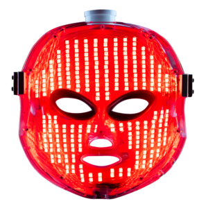 Pearl Xen LED therapy mask intense red